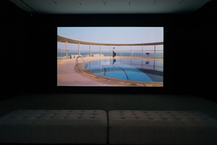 Hajra Waheed, The Video Installation Project 1-10 : Fayaz, 2011-2013
