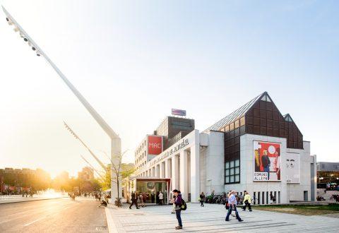 Projet de transformation du MAC : Annonce des finalistes du concours d'architecture