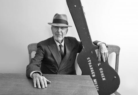 Jean Leloup, Ariane Moffatt and Lou Doillon to take part in the <i>Leonard Cohen</i> exhibition at the MAC
