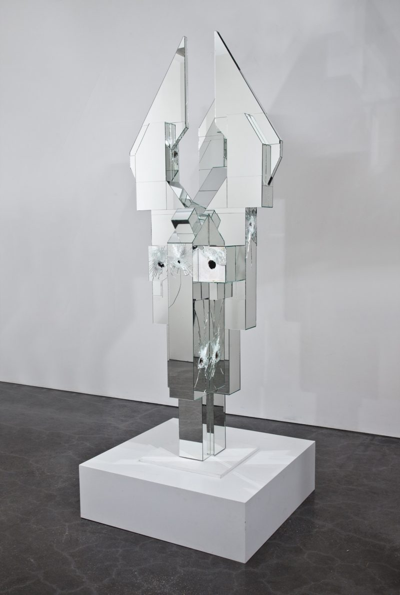 David Altmejd, <i>Untitled 4 (Guides)</i>, 2011