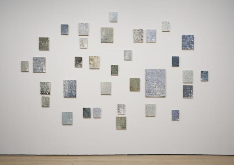 Pierre Dorion, Nuages gris, 1999-2002