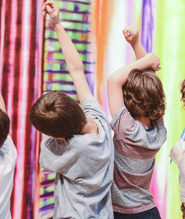 Programme pour les groupes préscolaires, primaires et secondaires