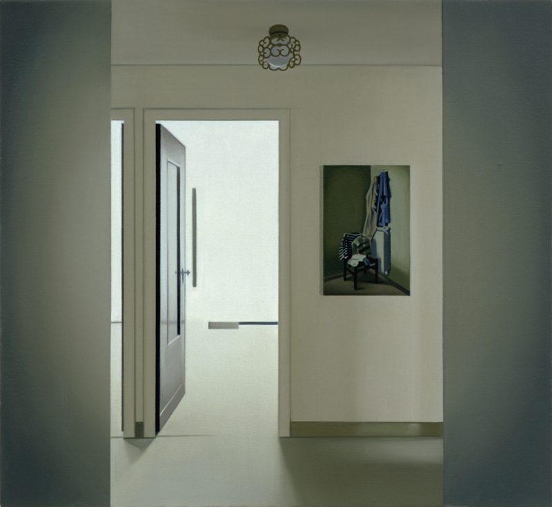 Pierre Dorion, <i>Vestibule (Chambres avec vues)<i>, 2000