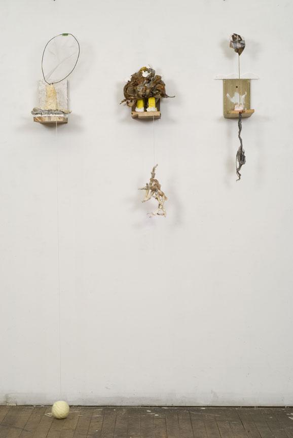 Serge Murphy, Figures Parallèles, 2011