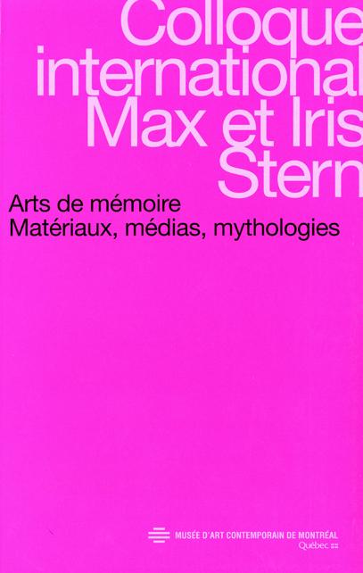 matérieux, médias, mythologies