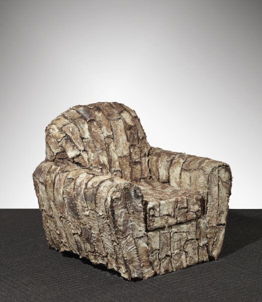 Jana Sterbak, <i>Chair Apollinaire</i>, 1996
