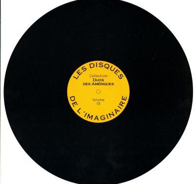 Les disques de l'imaginaire