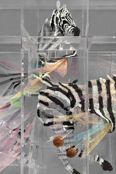 David Altmejd, <i>Le Spectre et la Main</i>, 2012