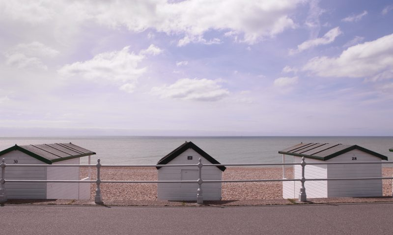 Emmanuelle Léonard, Postcard from Bexhill-on-Sea, 2014