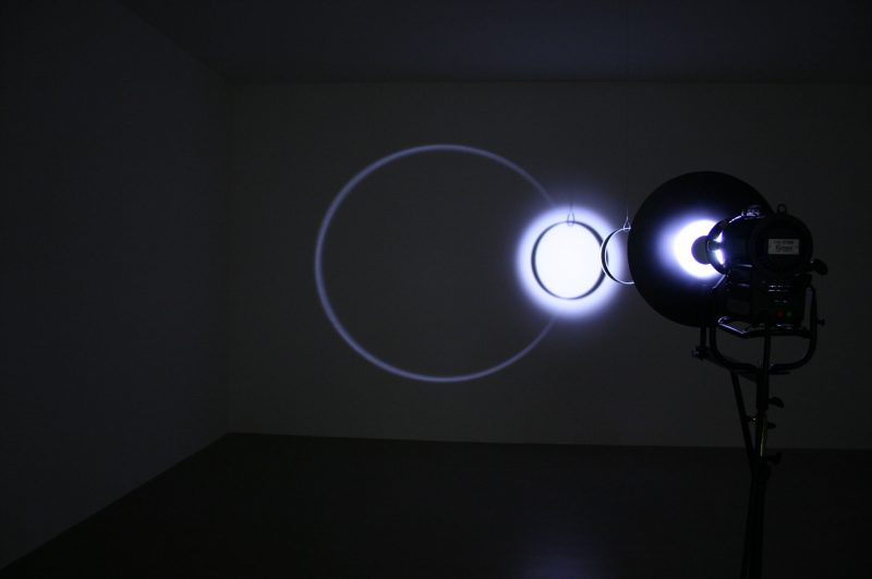 Olafur Eliasson, Your space embracer, 2004