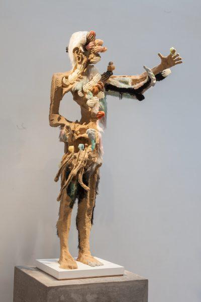 David Altmejd, The Pit, 2011