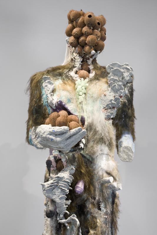 David Altmejd, The Island (detail), 2011