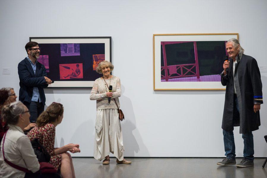 Conversation entre Peter Gnass, Suzanne Pasquin et Denis Rousseau