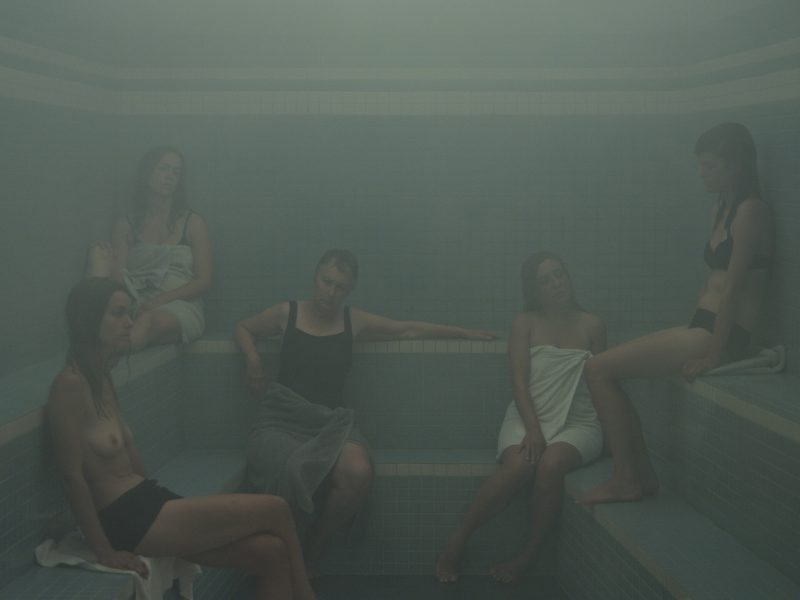 Olivia Boudreau, L'Étuve (The Steam Room), 2011