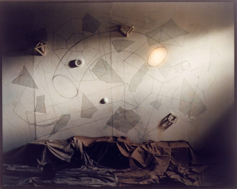 Serge Tousignant, <i>Le Long voyage</i>, 1986