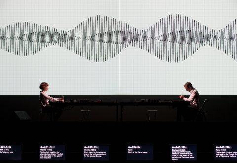 The MAC presents <i>superposition</i> by Ryoji Ikeda