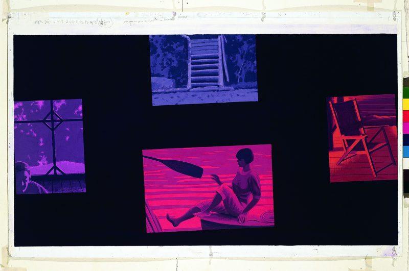 Edmund Alleyn, <i>From the Dark Within</i>, 1987