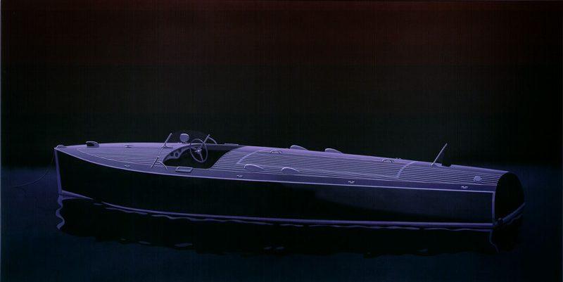 Edmund Alleyn, L'invitation au voyage, 1989−1990