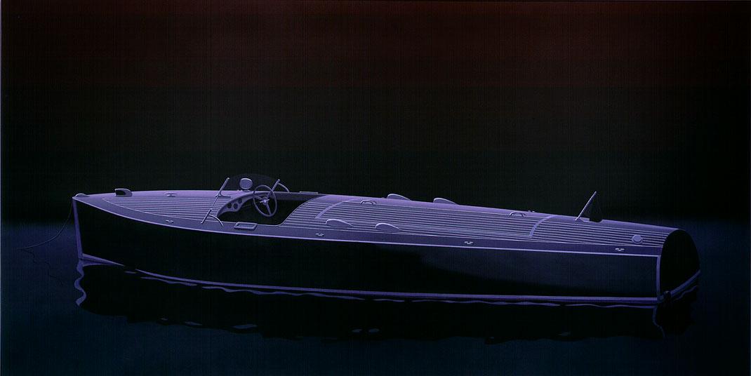 Edmund Alleyn, <i>L'invitation au voyage</i>, 1989−1990