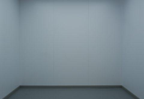Sophie Bélair-Clément, Salle Proun : mur, bois, couleur, 1923 (1965 /1971/2010), 2011