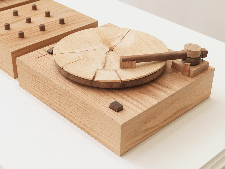 Jordan Bennett, <i>Turning Tables</i>, 2010