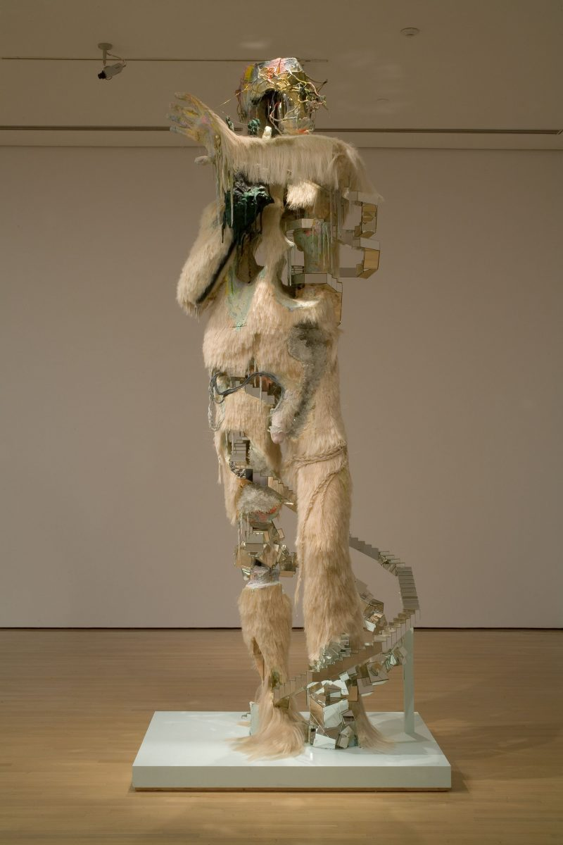David Altmejd, <em>Le Berger</em>, 2008