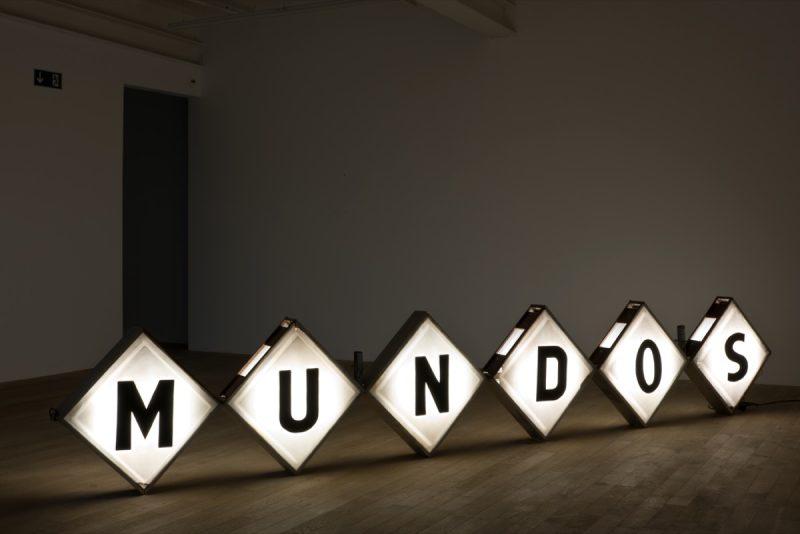 Teresa Margolles, Mundos [Mondes], 2016