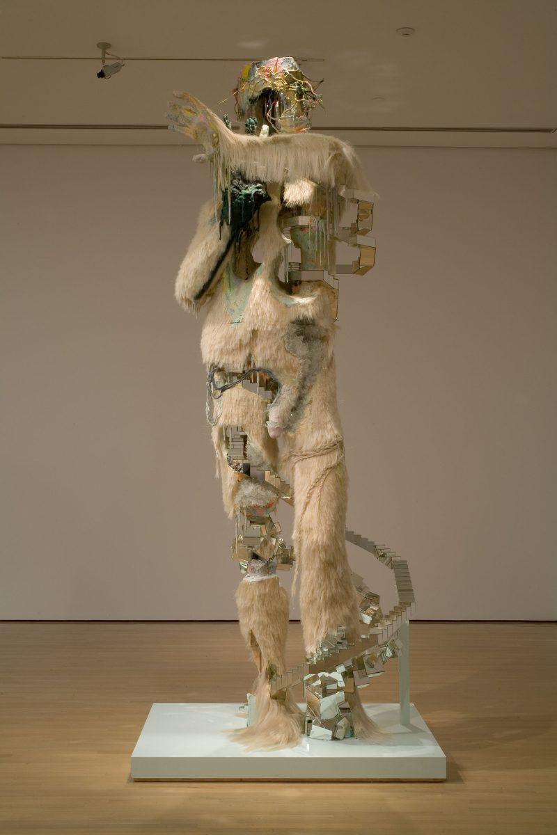 David Altmejd,Le Berger, 2008