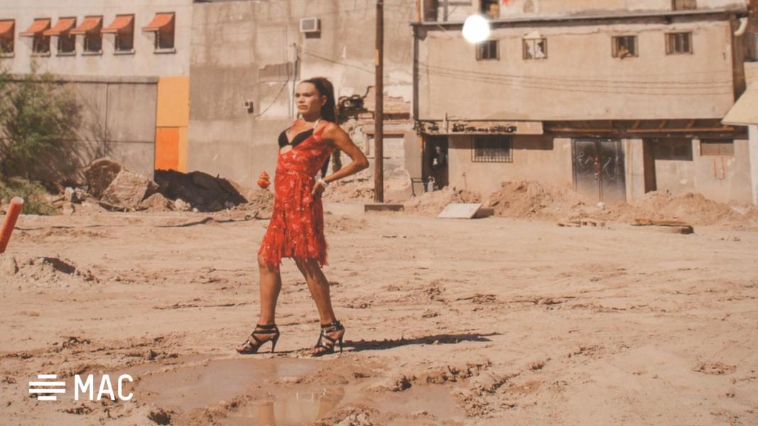 Teresa Margolles : Mundos / Série <i>Pista de baile</i>