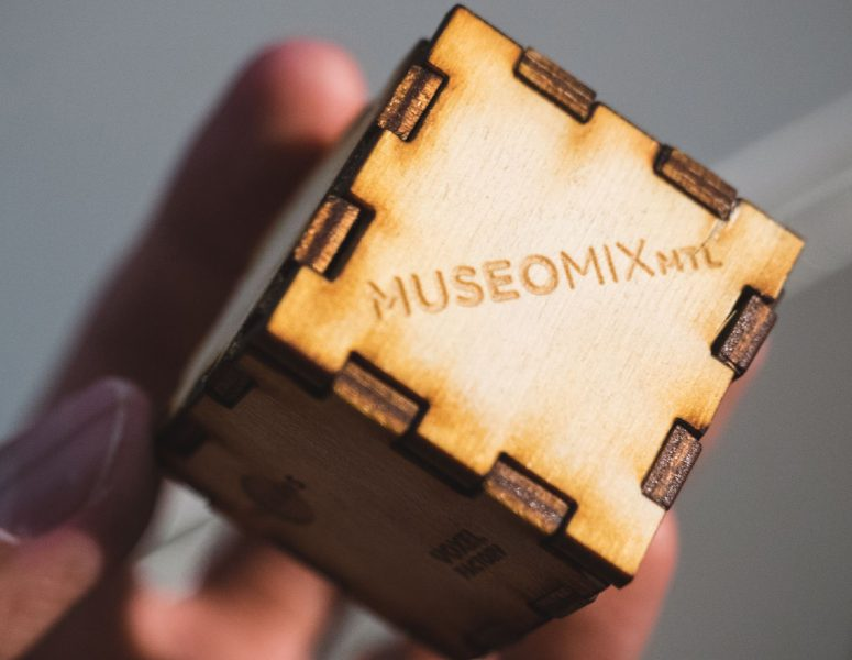 Museomix 2015 au MAC