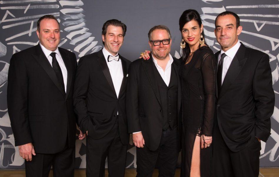 Les présidents d'honneur du Bal du MAC 2014