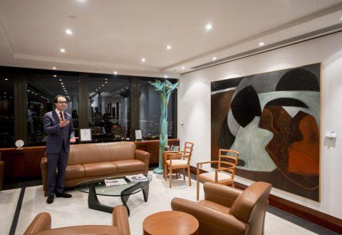 Visite de la collection corporative Fasken Martineau