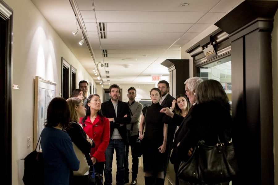Visit to the Fasken Martineau corporate collection