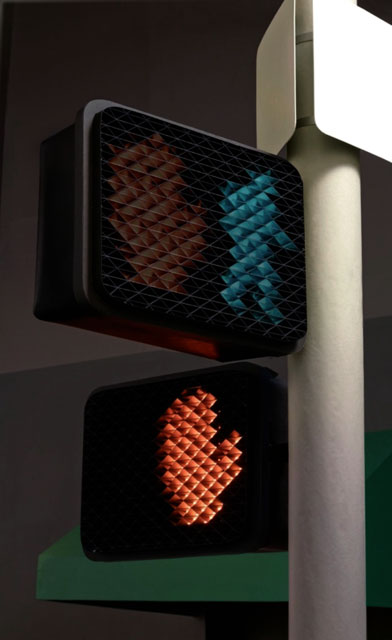 Thomas Demand, Ampel/Stoplight, 2016
