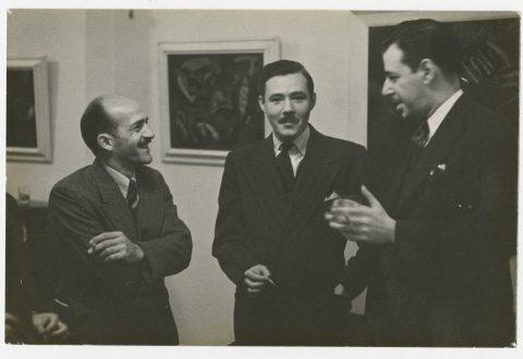 Le fonds d'archives de l'artiste Paul-Émile Borduas à l'origine d'un projet de numérisation