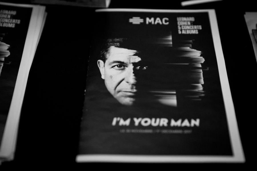 Leonard Cohen: 5 Albums – 5 Concerts