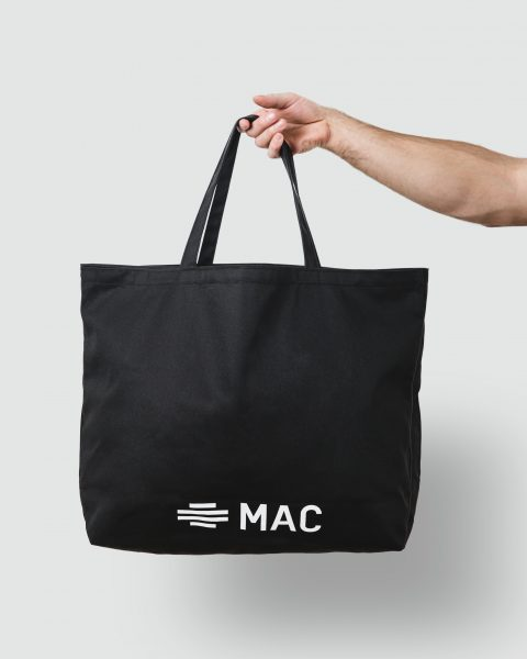 Black bag, MAC ($21.99)