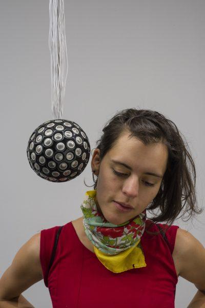 Rafael Lozano-Hemmer, Sphere Packing, Subsculpture 15