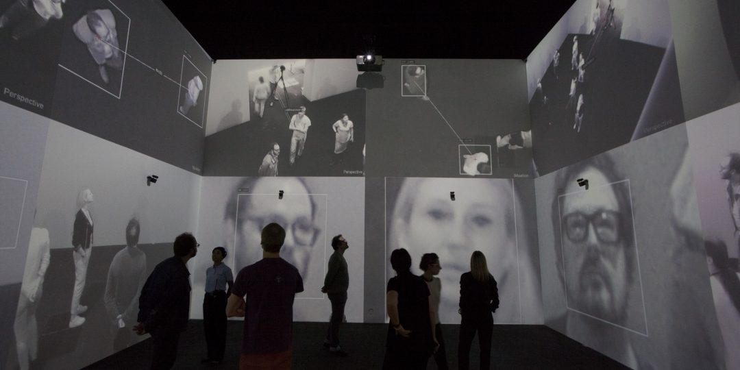 Rafael Lozano-Hemmer (en collaboration avec Krzysztof Wodiczko), Zoom Pavilion, Mexico, 2015