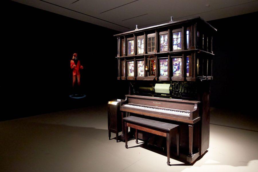 Graeme Patterson, Player Piano Waltz, 2013