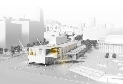 Transformation du MAC : Dévoilement des plans du nouveau Musée