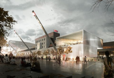 New Museum Plan Unveiling