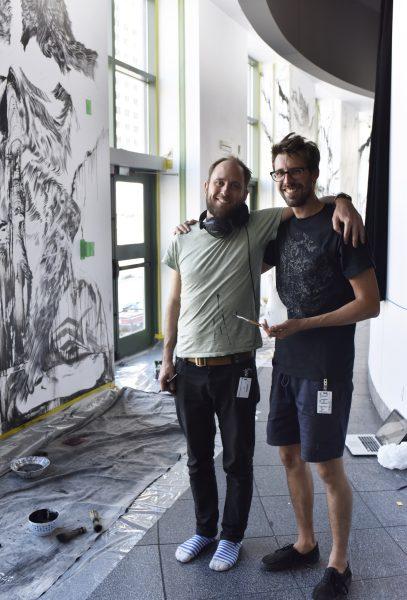 Jim Holyoak et Matt Shane, Wodwo, 2016