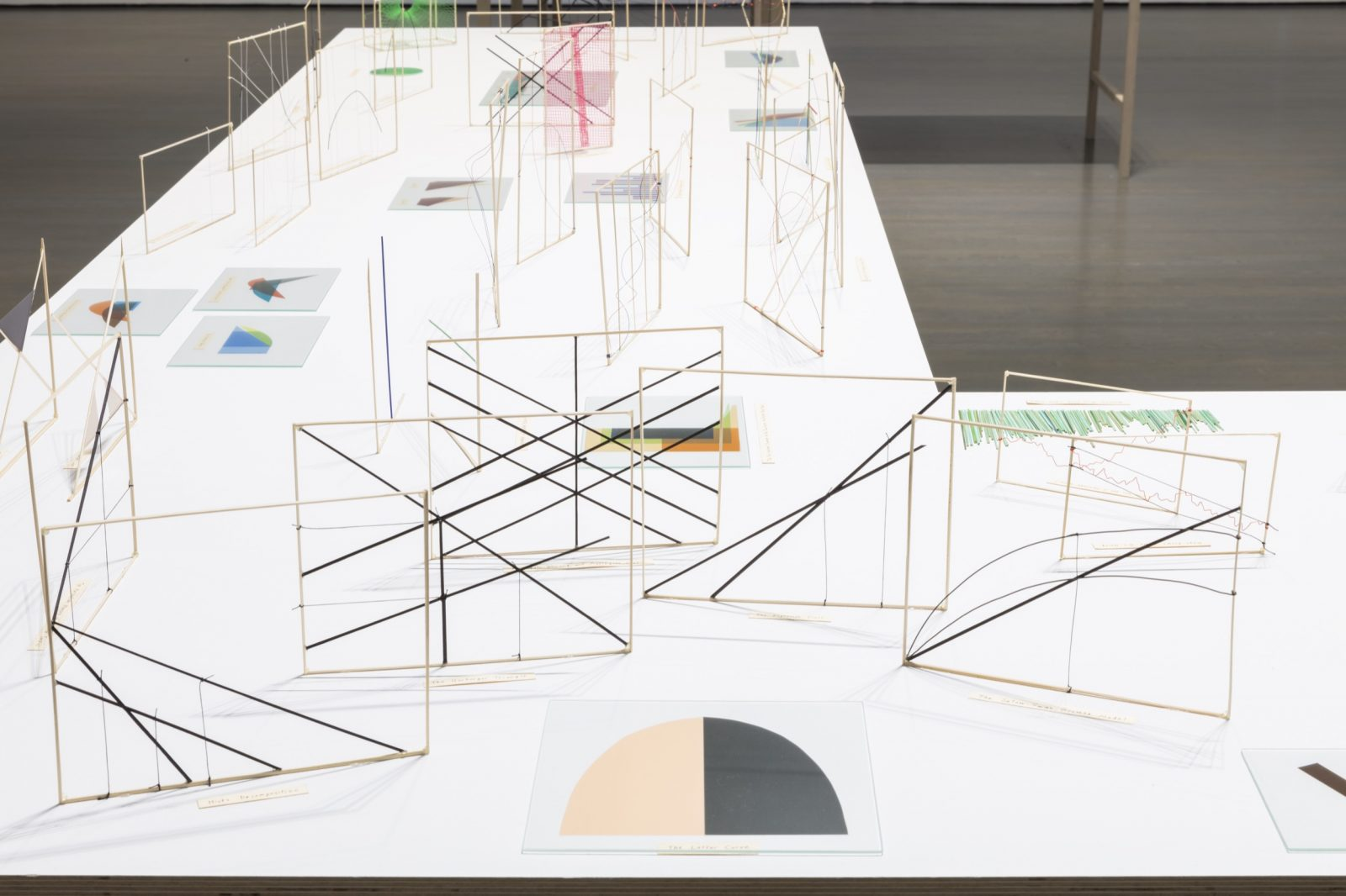 The Prophets Mac Montral Prophet Wiring Diagram Richard Ibghy And Marilou Lemmens 2013 2015 Installation View Muse Dart Contemporain De 2018 412 Elements Assorted Materials