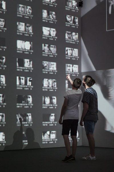 Rafael Lozano-Hemmer, Zoom Pavilion, 2015