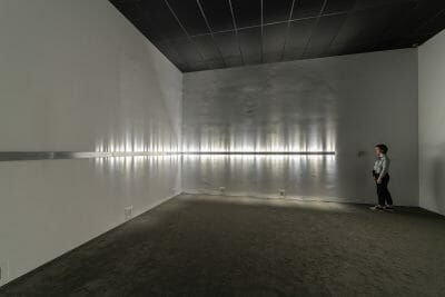 Rafael Lozano-Hemmer, Voice Array, 2011