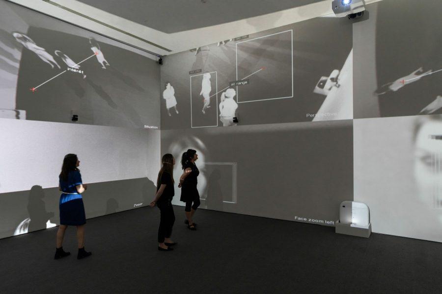 Rafael Lozano-Hemmer et Krzysztof Wodiczko, Zoom Pavilion, 2015