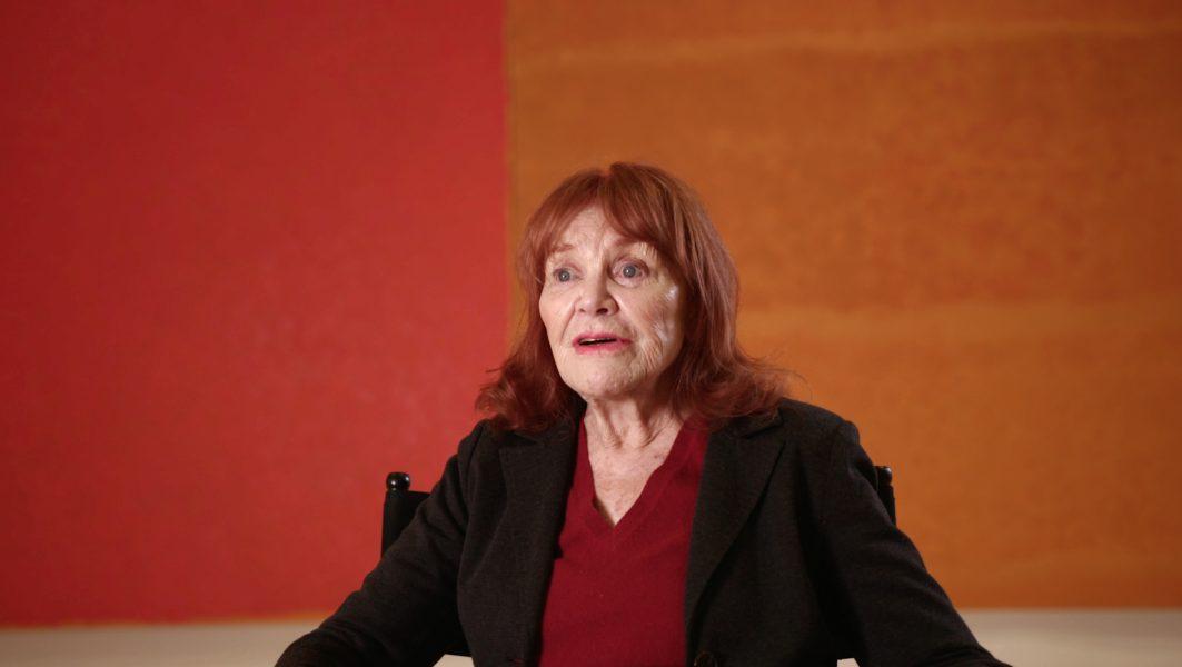 Exposition Françoise Sullivan au MAC : entrevue avec l'artiste