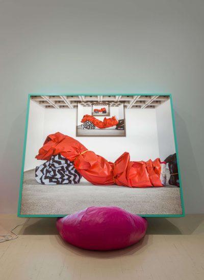 Chloë Lum & Yannick Desranleau, The Face Stayed East the Mouth Went, 2014