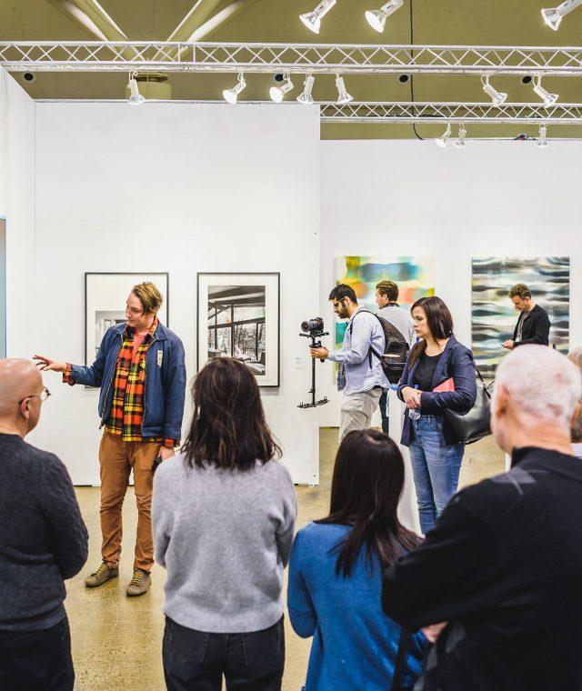 SéminArts à Art Toronto 2019